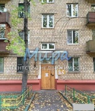 Москва, 1-но комнатная квартира, 3-я Парковая д.39к3, 5280000 руб.