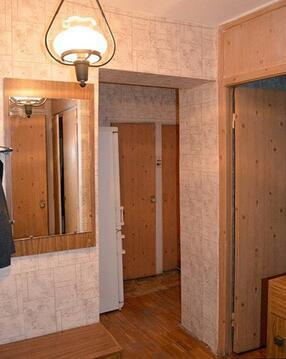 М Сходненская недорогая квартира