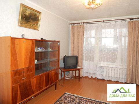Трехкомнатная квартира 61,4 кв.м. в п.Тучково