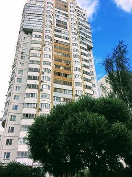 3-к комн.квартира 92 кв.м, евроремонт, 1 мин от метро Скобелевская