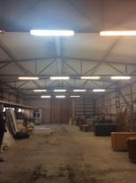1 Га промназначения с производственно-складскими помещениями