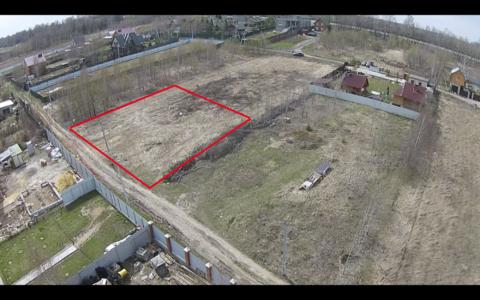 Участок 15 соток в селе Кривцы Раменский район- 30 км о МКАД.