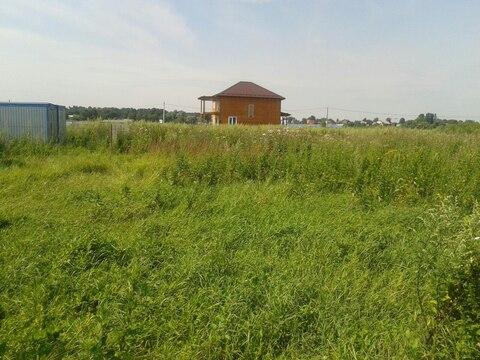 Земельный участок в г.Жуковсикй. 10 соток. ИЖС. ПМЖ