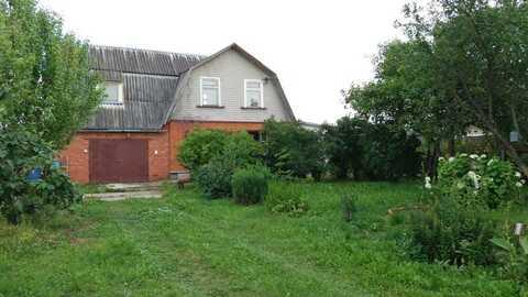 Дом 160 кв.м. в д. Вяземское, МО, Можайский р-н.