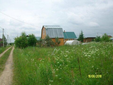 Эксклюзив! Продается участок 8 соток в развитом СНТ рядом с д.Могутово