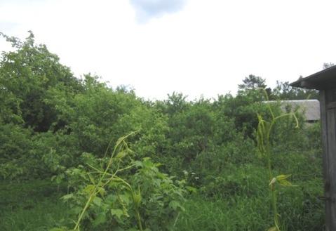 Продается земельный участок с садовым домом у воды в г.Пушкино
