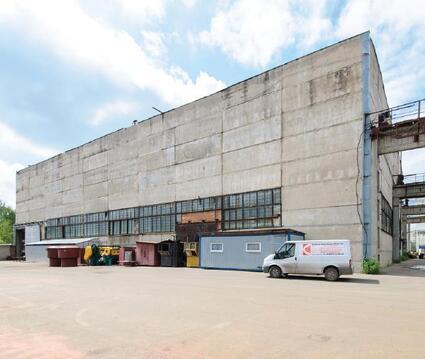 Здание склада в Электростали