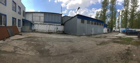 Земельный участок промназначения 1140 кв.м.+ офис и ангары