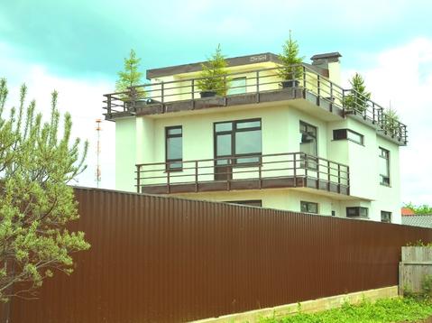 Продается дом в живописном подмосковье Одинцовский район д. Ивановка