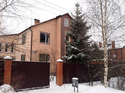 Дом 3 этажа 320м2 в Новой Москве (Большое Свинорье) 17 км от МКАД, 30000000 руб.