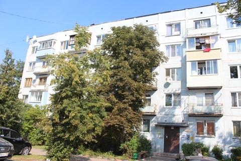 Двухкомнатная квартира улучшенной планировки в Можайске