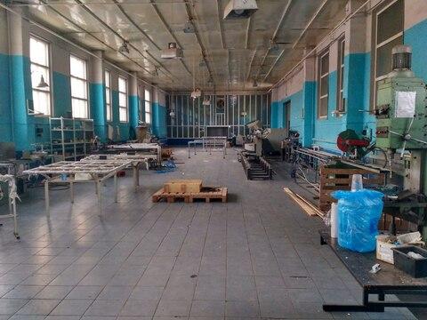 Производственно-складской комплекс 3710 кв.м, участок 2 Га.