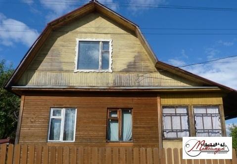 Продаётся дом 50 кв.м на участке 6 соток в пос. Кривцово