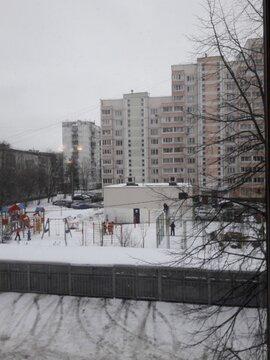 Продается однокомнатная квартира (Москва, м.Бульвар Рокоссовского)