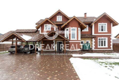 Продажа дома 260 кв. м, МО, Истринский район, д. Борки