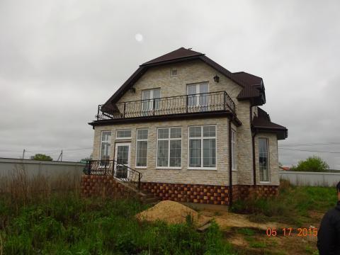 2-эт.дом Серпуховский район д. Дракино.