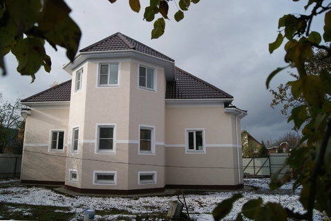 Дом 310м2 на 9 сотках в 3км от МКАД д.Дроздово