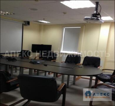 Аренда офиса 298 м2 м. Белорусская в бизнес-центре класса В в Тверской