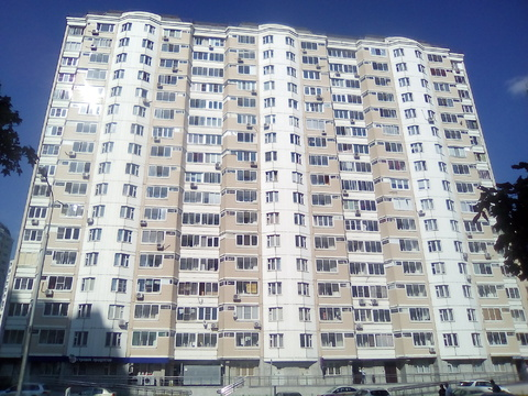 """1-комнатная квартира, 40 кв.м., в ЖК """"Некрасовка Парк"""""""