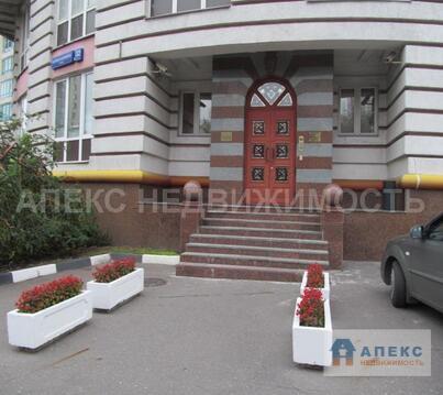 Аренда офиса 183 м2 м. Октябрьское поле в жилом доме в Щукино