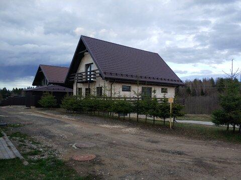 Продам дом 340 кв.м. под отделку на 6,35 сот. в кп Русский лес, Истра