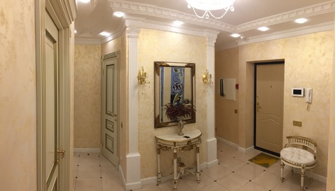 """4-комнатная квартира, 87 кв.м., в ЖК """"Дом на Беговой"""""""