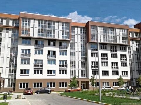 3-комнатная квартира, 76 кв.м., в ЖК «Красногорский»