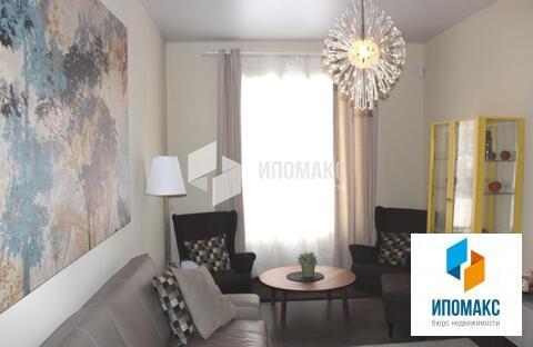 1-комнатная квартира 34,8 кв. ЖК Борисоглебское,35 км от МКАД, г.Москва