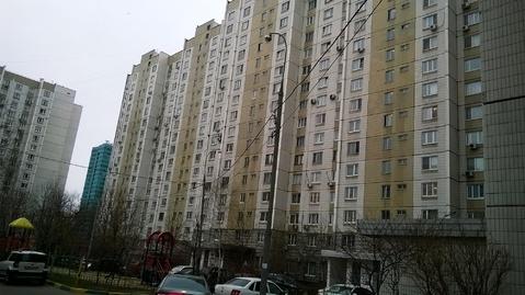 1- к.кв. м. Новые Черемушки, ул. Наметкина, 9