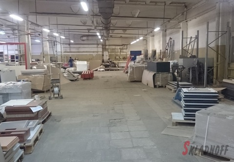 Аренда склада и производства в Томилино