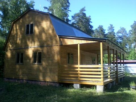 Продам 2-х этажный деревянный дом в СНТ «Рамич».