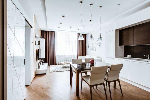 Апартамент №501 в премиальном комплексе Звёзды Арбата