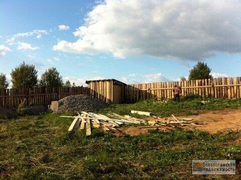 Продается земельный участок 12 соток, в Волоколамске на Северном шоссе