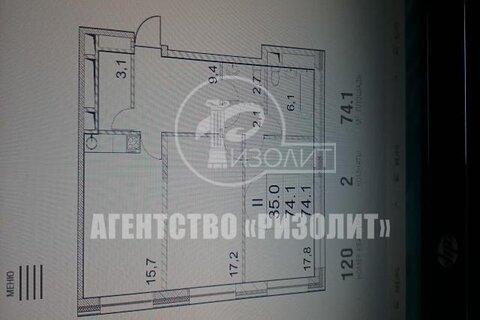 Москва, 2-х комнатная квартира, жк Зиларт д.5, 12214000 руб.