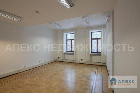 Аренда офиса 129 м2 м. Сухаревская в бизнес-центре класса В в .