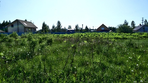 Земельный участок в Лобне в 3мин. от пл.Депо., 1500000 руб.