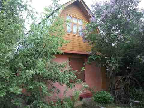 Двухэтажный теплый дом на участке 8 соток, Романцево г.о. Подольск