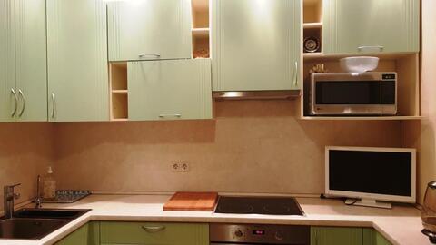 Уютная просторная 3-комн. квартира в центре Дубны в новом доме, ремонт