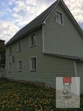 """Дом в СНТ """"Селекционер"""" , 230 м2, деревня Бородки"""