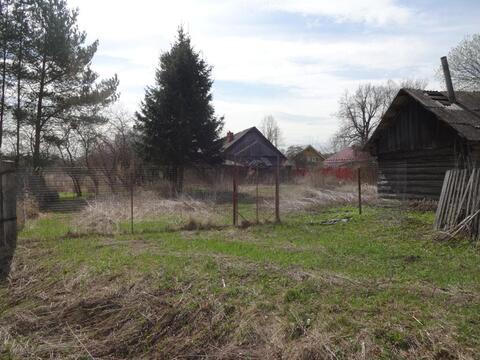 25 соток в деревне Ульево Истринского района (лпх)