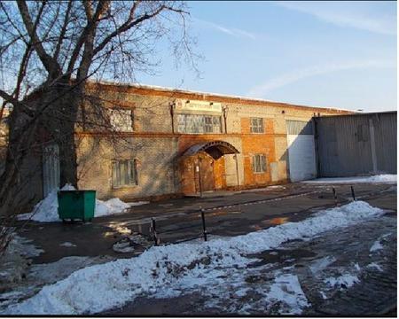 Отдельно стоящее здание, Бумажный проезд, 65000000 руб.