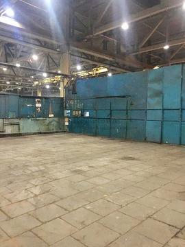Сдается теплый склад 708.5м2 в Москве!