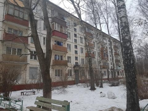 1 к. квартира Пушкино, ул. Мира, д.8.