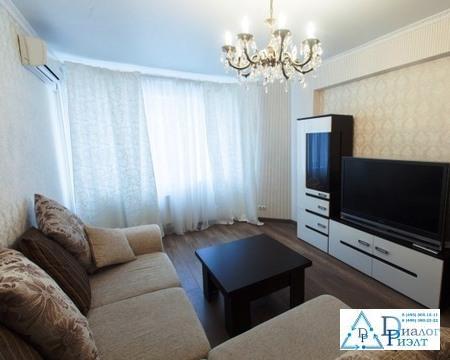 1-комнатная квартира с евро ремонтом в Москве, район Некрасовка