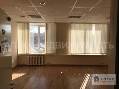 Аренда офиса 770 м2 м. Курская в административном здании в Басманный