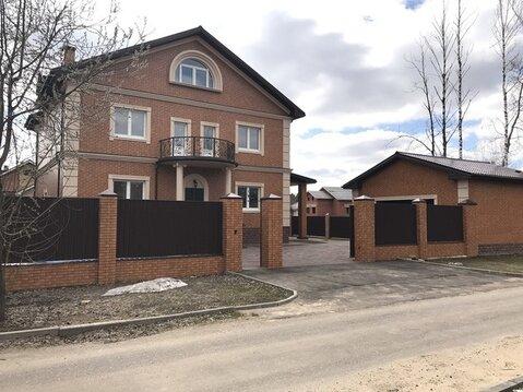Продается 2 этажный коттедж в элитном поселке в Мытищинском районе