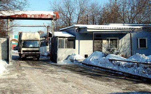Производственно- складская площадь 817 м/кв