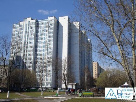 Продаю трехкомнатную квартиру в пешей доступности от метро Выхино