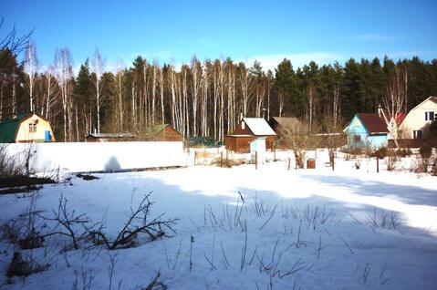 Земельный участок 6 соток в Сергиево-Посадском р-не, СНТ « Гусево-1»