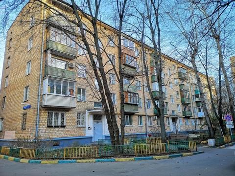 Двухкомнатная квартира в минуте от парка Сокольники